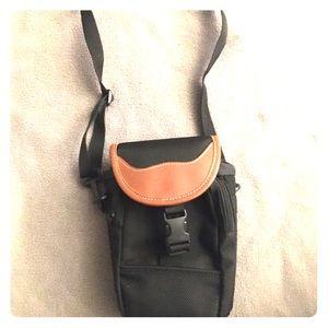 L.L. Bean traveler pouch bag
